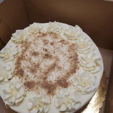 Snicker Doodle Cake