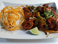 Chikn Tikka Appetizer