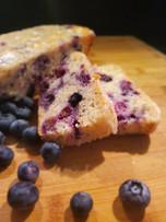 Blueberry Poppy Seed Cake
