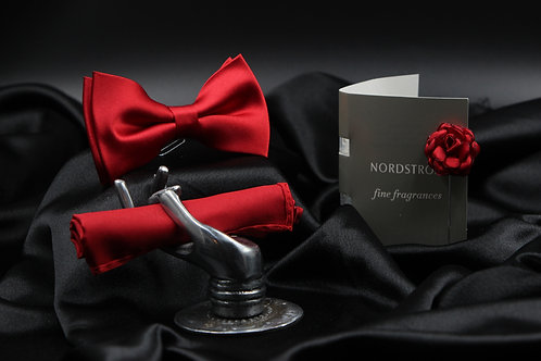 GENTLEMEN'S BOX CRIMSON