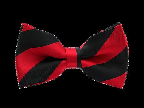 SIGNATURE RED & BLACK STRIPE