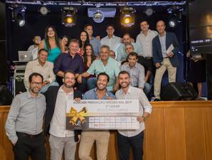 Festa de Entrega da Premiação NDL 2018