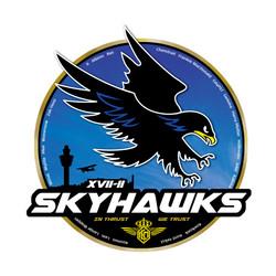 logo skyhawk RGB