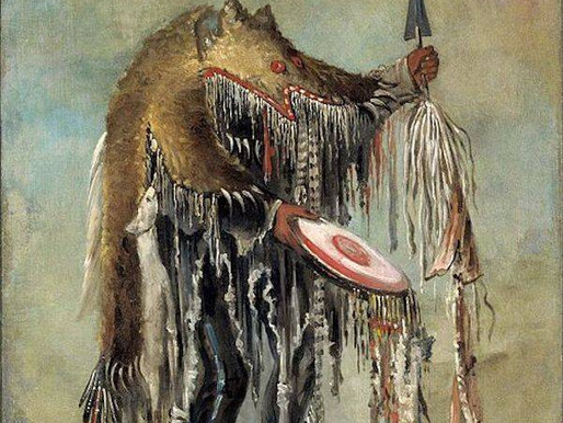 Skinwalkers: Native American Witches