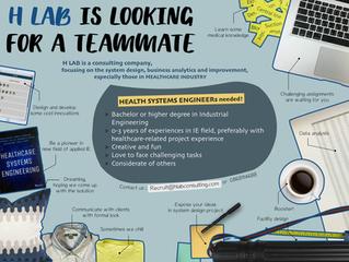 รับสมัคร #teamHLAB