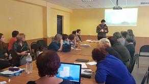 Сибирь без пожаров детям Ангарска: ДКБ встретился с юными исследователями Сибири