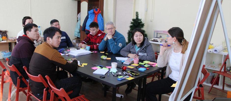 Поддержка волонтеров – задача номер №1: в ДКБ прошел тренинг по работе с добровольцами