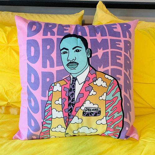 MLK DREAMER PILLOW