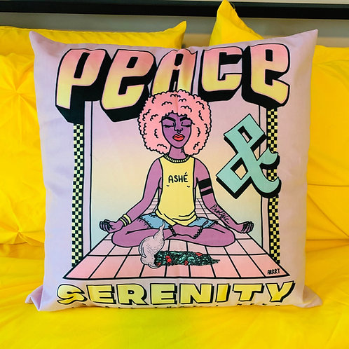 PEACE & SERENITY PILLOW