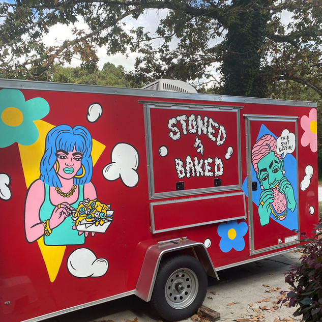 STONED & BAKED FOOD TRUCK