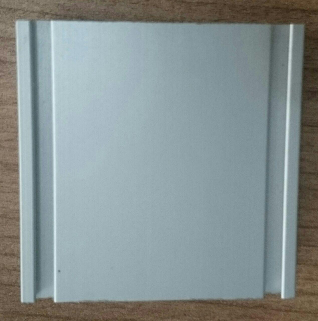 Alumínio Anodizado  Fosco