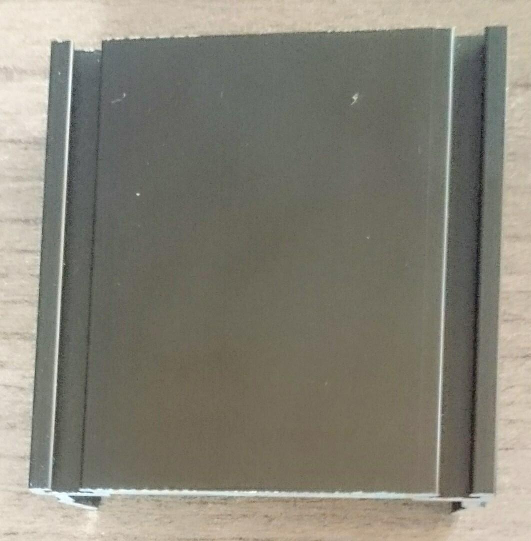 Alumínio Anodizado Bronze Escuro