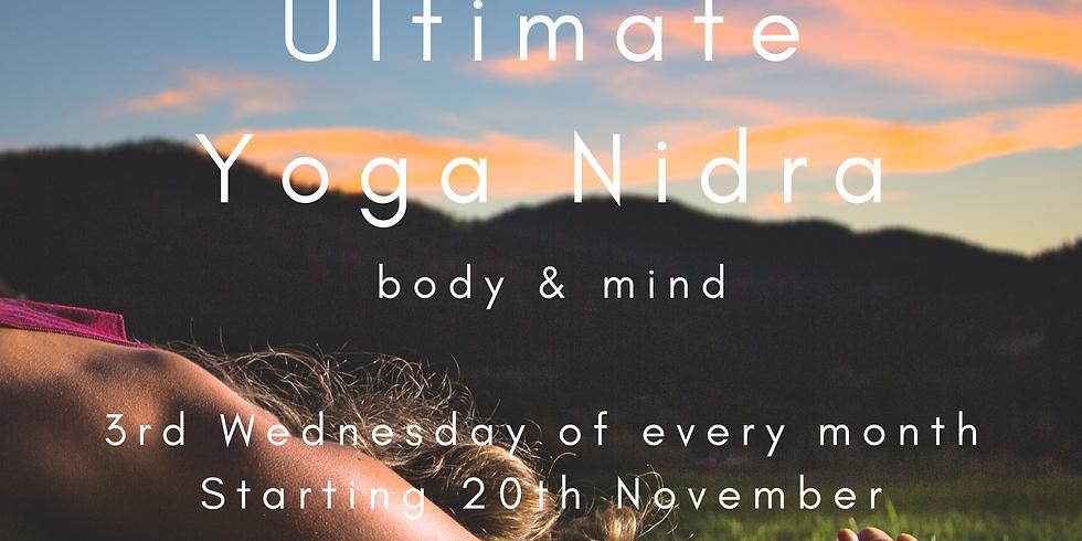Ultimate Yoga Nidra