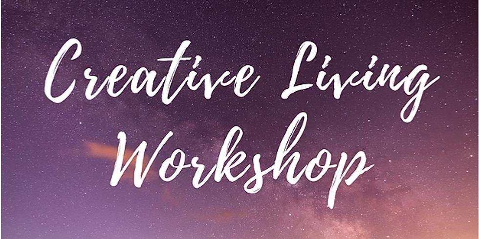 Creative Living Workshop with Kelly Wariner
