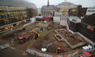 ค้นพบห้องสมุดโบราณจากเกือบสองพันปีในเยอรมนี