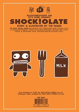 Shockolate and I Am