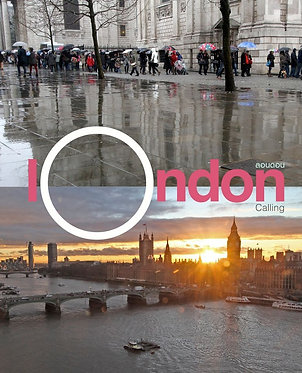 London Calling : ลอนดอน