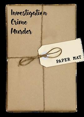 หมวดสืบสวน-ฆาตกรรม