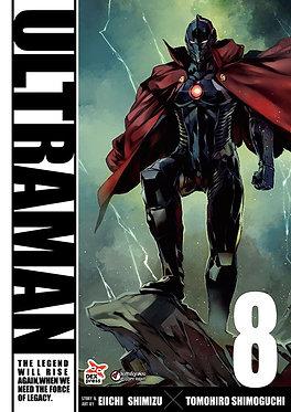 Ultraman อุลตร้าแมน เล่ม 08