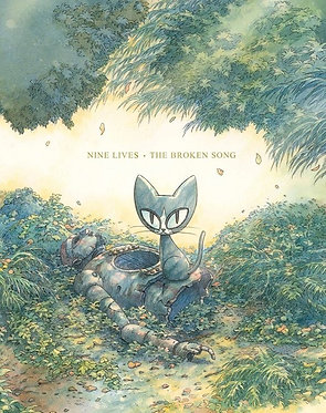 Nine Lives 2 : The Broken Song