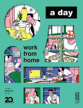 a day 237: Work From Home