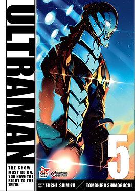 Ultraman อุลตร้าแมน เล่ม 05