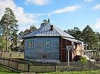 Смоленская церковь в селе Колшево