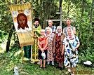 Святой источник в селе Колшево