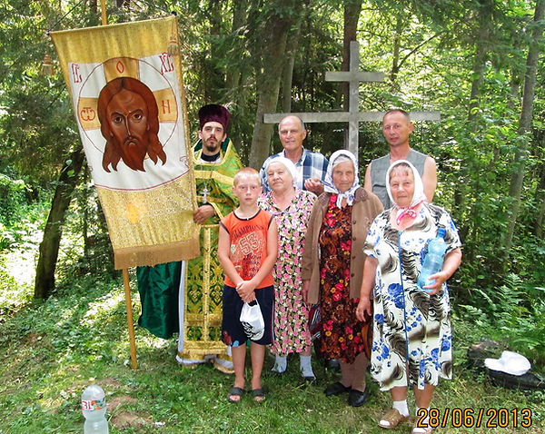 Святой источник село Колшево