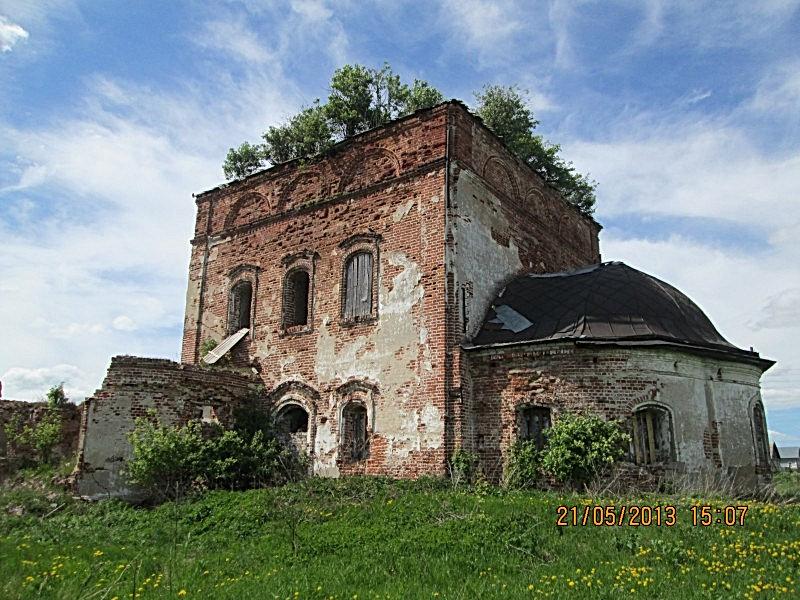 Церковь Введения во храм Пресвятой Богородицы