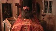 игумен Серафим служение в Смоленской церкви