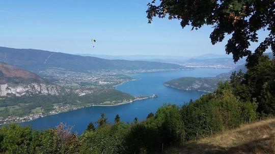 Annecy vu par Thibault
