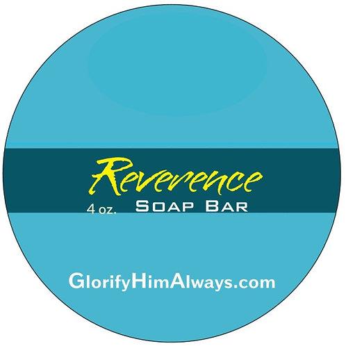 Reverence Soap Bar