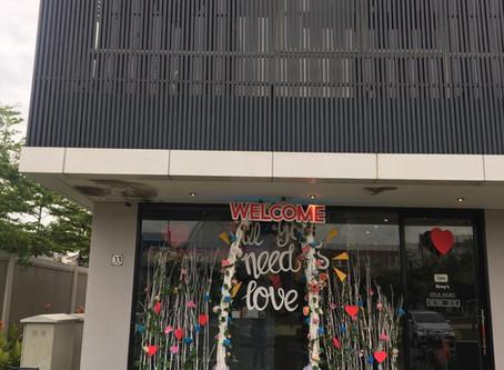 Grey's Cafe Valentine