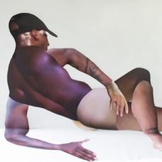Big Black Odalesque