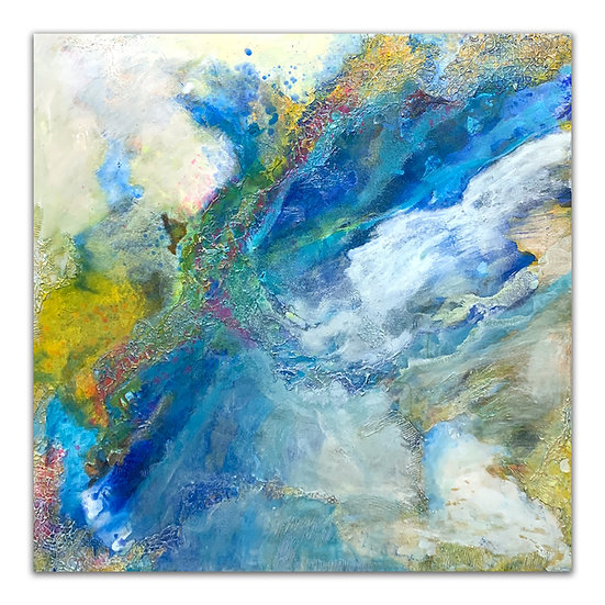 Blue Imagination