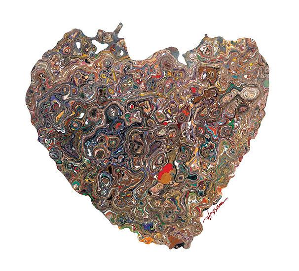 Hessam's Heart