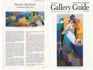 Hessam Abrishami at Newbury Fine Arts