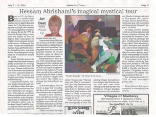 Hessam Abrishami's Magical Mystical Tour