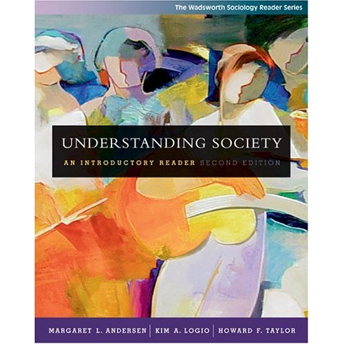 Understanding Society- An Introductory Reader