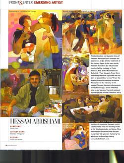 Editorial in Calabasses Mag