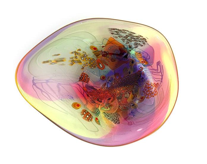 Colorfield Platter 04