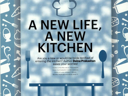 A New Life, A New Kitchen