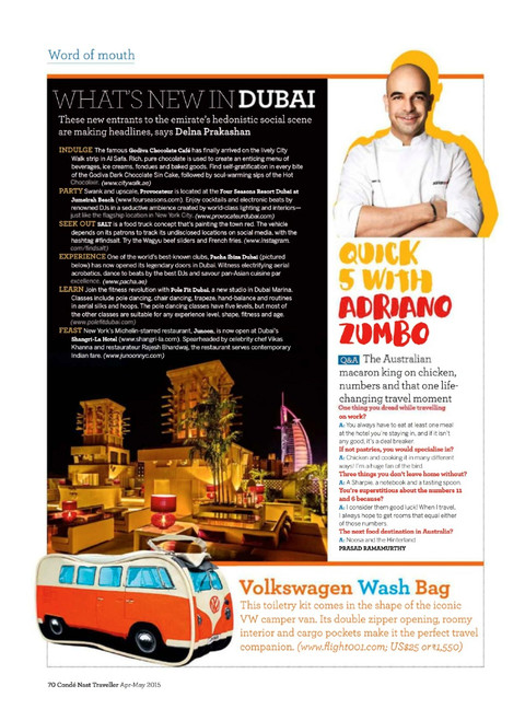 What's New in Dubai - Conde Nast Traveller, India
