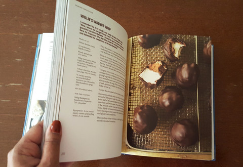 Willie's Chocolate Bible – Chocolate Heaven in Recipes and Stories