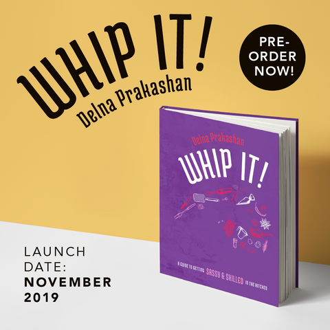 Whip it! Pre-order is Live!