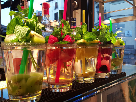 For the love of Spanish Food and Culture: Mercado de San Miguel