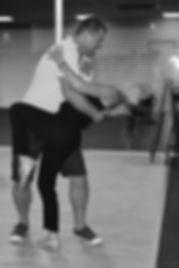 Tony, professeur de danses latines pour l'association Salsa&Co