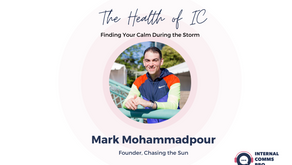 The Health of IC: Find Your Calm During the Storm - 3.4
