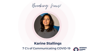 Breaking News Podcast:  7 C's Communication COVID-19